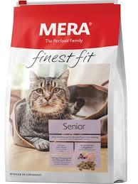 """<b>Корм</b> для кошек Finest Fit """"<b>Senior</b> 8+"""", 400 гр MERA 9926772 в ..."""