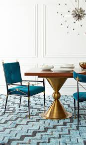 images hollywood regency pinterest furniture: considered quothollywood regencyquot this decor style strikes me as quoteclectic glammed upquot dine in style and comfort with the jonathan adler luxurious rider arm