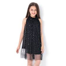 <b>Teenage Girls</b> Dresses Kids Clothing Sequin Mesh <b>Princess</b> Dress ...