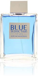 Antonio Banderas Blue Seduction for Men Eau De ... - Amazon.com