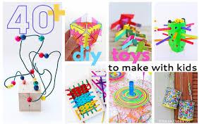40 Of The Best <b>DIY Toys</b> To Make With <b>Kids</b> - Babble Dabble Do
