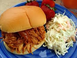 Image result for pulled bbq sandwich in a french bread