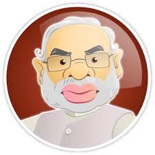 Image result for narendra modi cartoon