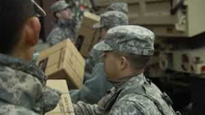 support logistics national guard