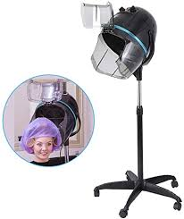 Stand Hair Dryer, <b>220V</b>-<b>240V 1000W</b> Adjustable Hooded Floor Hair ...