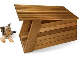 High Tech  Modern Doghouse Designs   DIY Shed  Pergola  Fence     quot The Dog Coop quot  by Taparchitecture