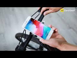 <b>GUB G – 81</b> Aluminium Alloy Phone Bracket Bicycle Motorcycle ...