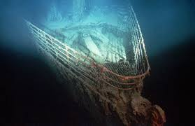 survivors in lifeboat titanic passengers and possessions st john s newfoundland 1985 robert ballard shipwreck the titanic