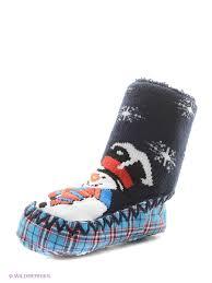 Тапочки-<b>носки противоскользящие</b> BROSS 3189022 в интернет ...