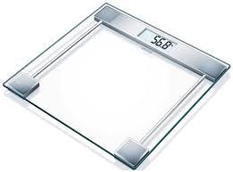 <b>Весы Sanitas SGS 06</b> (прозрачный)