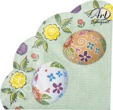 Купить <b>Салфетки бумажные</b> Art <b>Bouquet</b> Rondo Декоративные ...