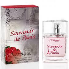 S.T. Dupont <b>Essence Pure Souvenir</b> De Paris Ladies EDT 30ml