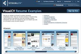 helpful tips on creating your online resumevisual cv is only one of the many online resume services available  another you