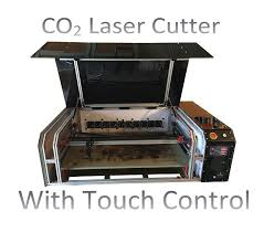 Make Your Own High Quality <b>CO2 Lasercutter</b>! With Touch Control ...