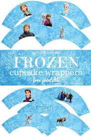frozen printables the purple pumpkin blog frozen cupcake wrappers lots more frozen printables on this website