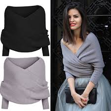 <b>Long</b> Sleeve Loose <b>Cardigan</b> in <b>2019</b> | <b>Sweaters</b>, Shrug for dresses ...