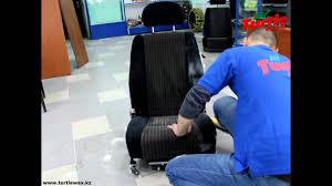 Как очистить кресло с <b>очистителем обивки</b> Turtle Wax Interior ...