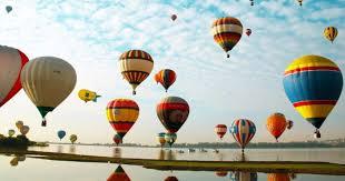 Resultado de imagen para vuelos en globo en san miguel de allende