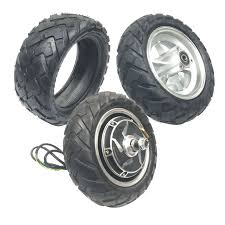 ChaoYang 80/60 6 <b>10inch</b> E Scooter Tire <b>1200w</b> Motor wheel for ...