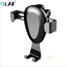 <b>Olaf</b> Gravity Car <b>Phone Holder</b> Universal Smartphone Grip Air Vent ...