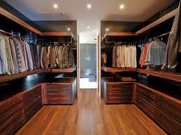photo of big walk in closet with dark wooden furniture amazing home modern architecture awesome modern walk closet