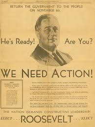 fdr campaign poster franklin d roosevelt fdr campaign poster