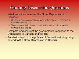 solutions to the great depression essay topics   homework for you canada in the great depression essay questions