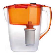 Фильтр для воды <b>Гейзер Геркулес</b> 4,0 л <b>оранжевый</b> — купить в ...