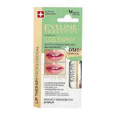 <b>Бальзам для</b> губ `EVELINE` S.O.S. EXPERT CARE FORMULA ...
