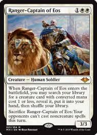 Magic: The Gathering - Ranger-Captain of Eos - Modern <b>Horizons</b>