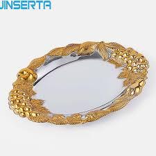 JINSERTA <b>металлический</b> поднос для сервировки ювелирных ...