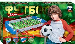 """<b>Настольная игра STEP puzzle</b> """"Футбол"""", 76199 — купить в ..."""