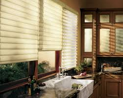 Large Kitchen Window Treatment Wood Kitchen Valance Modern Kitchen Window Treatments Blinds