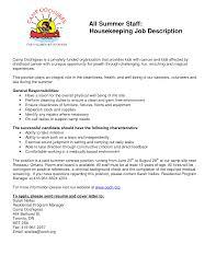 housekeeper duties  housekeeping duties and responsibilities    housekeeper duties