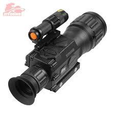<b>ZIYOUHU Digital Thermal Imaging</b> Night Vision Laser Rangefinder ...