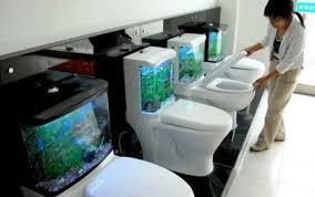 want an aquarium at work you can have this fish tank installed directly into your office desk office desk aquarium