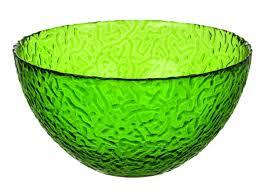 """<b>Салатник NiNaGlass</b> """"<b>Ажур</b>"""", цвет: <b>зеленый</b>, диаметр 16 см ..."""