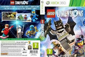 Lego Dimensions RGH Xbox 360 Español Mega