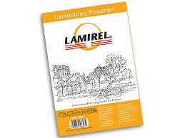 <b>Плёнка для ламинирования Lamirel</b> (LA-78663) 75x105 мм, 125 ...