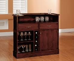 full size of popular dark brown oak laminate home bar popular home bar design glass mugs awesome shelfs small home