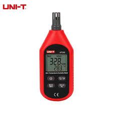 <b>UNI</b>-<b>T UT333</b> портативный цифровой термометр C/F <b>гигрометр</b> ...