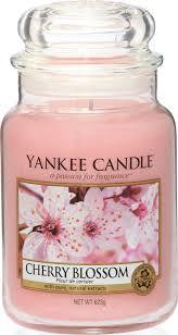 "<b>Ароматическая свеча</b> Yankee Candle ""Цветущая вишня / <b>Cherry</b> ..."
