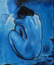Image result for naked blue woman picasso