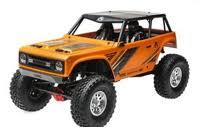 <b>Радиоуправляемый краулер Axial Wraith</b> 1.9 (оранжевый) 4WD ...