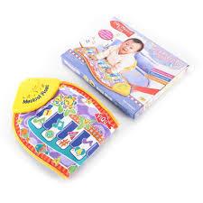 : Music Piano Mat TOWERPRO <b>Animal Pattern</b> Baby Kick and Touch ...