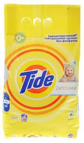 <b>Tide Стиральный порошок</b> Детский 2,4 кг — купить в интернет ...