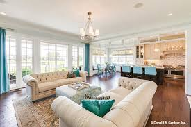 Open Floor Plans   Passing Fad Or Here To Stay    HousePlansBlog    Open Floor Plans   The Rangemoss