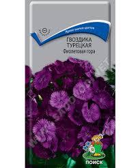 <b>Гвоздика турецкая Фиолетовая</b> гора <b>семена</b> купить в Москве по ...