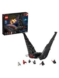 <b>Конструктор LEGO Star Wars</b> Episode IX 75256 Шаттл Кайло ...