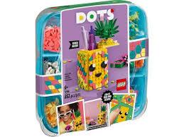 ≡ <b>Конструктор LEGO DOTs Подставка</b> для карандашей «Ананас ...